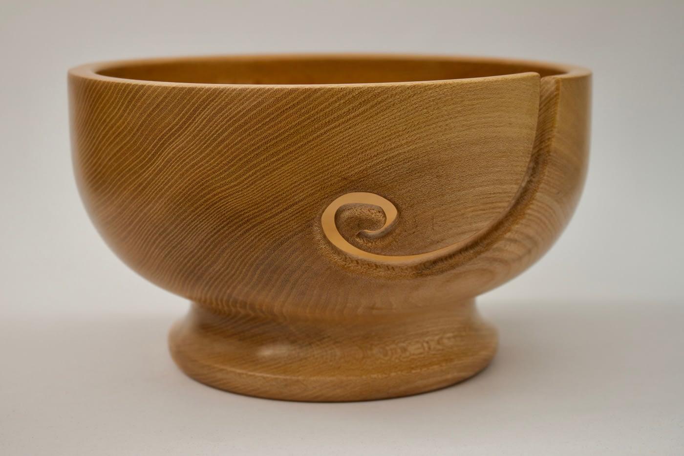 Elm Yarn bowl